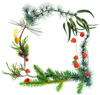wreath border