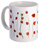 Japanese Lantern Mug from CafePress