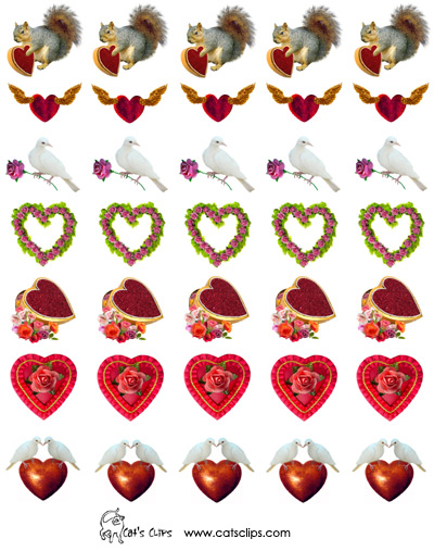 photograph relating to Valentine Stickers Printable known as Absolutely free Printable Stickers