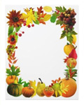 harvest letterhead at zazzle