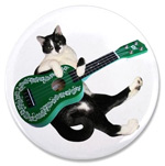 Cat Ukulele button from catsclips.com.