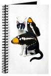 Butterfly Cat Journal
